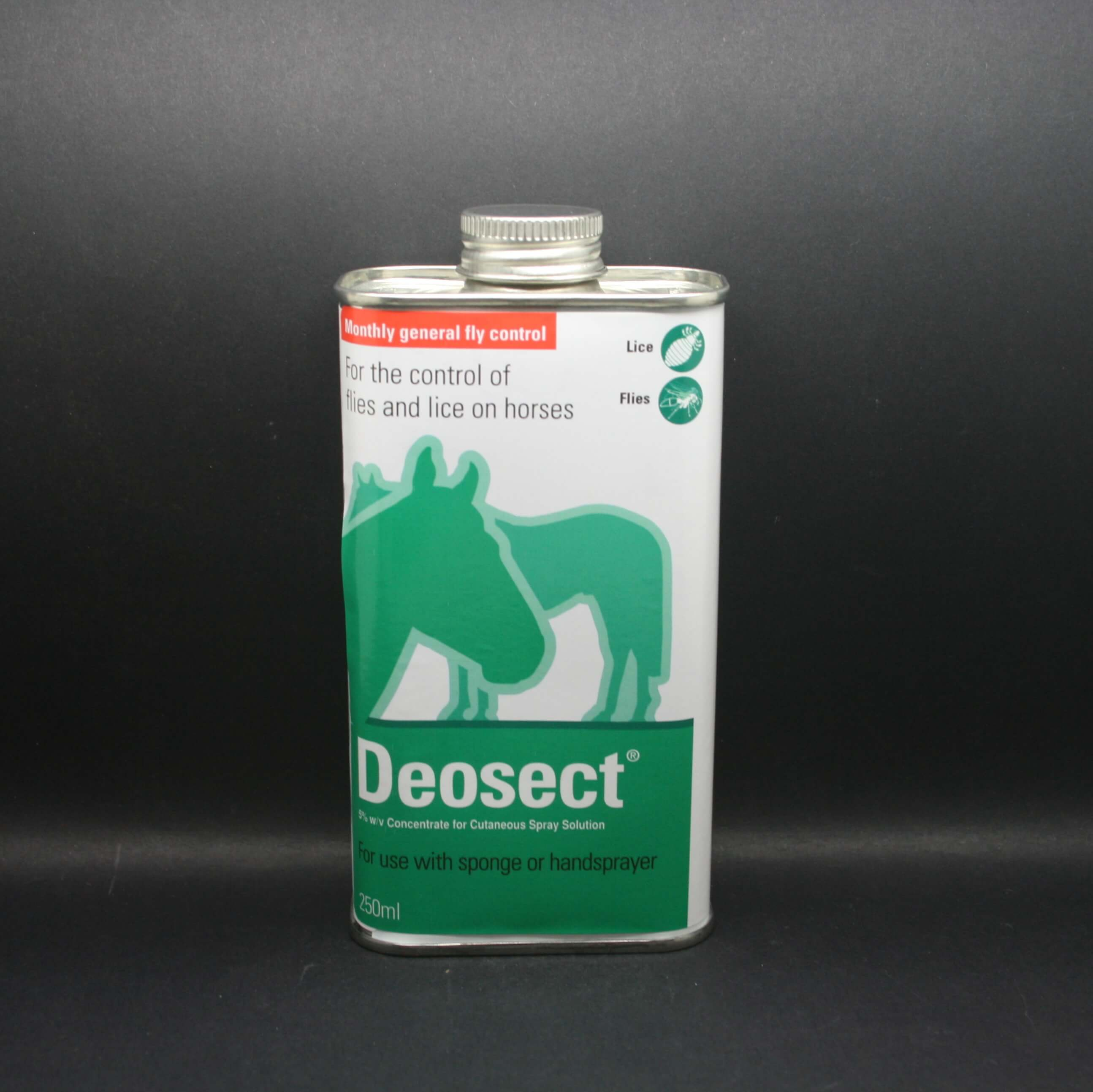 Deosect 5% Spray Solution