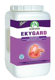 <p>Ekygard is a nutritional supplement from Audevard, designed to support your horse's gastric (stomach) & digestion needs. </p>