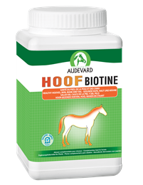 <p>Hoof Biotine is a comprehensive nutritional supplement from Audevard, formulated to support healthy horn growth, as well as improving coat & hair quality. </p>