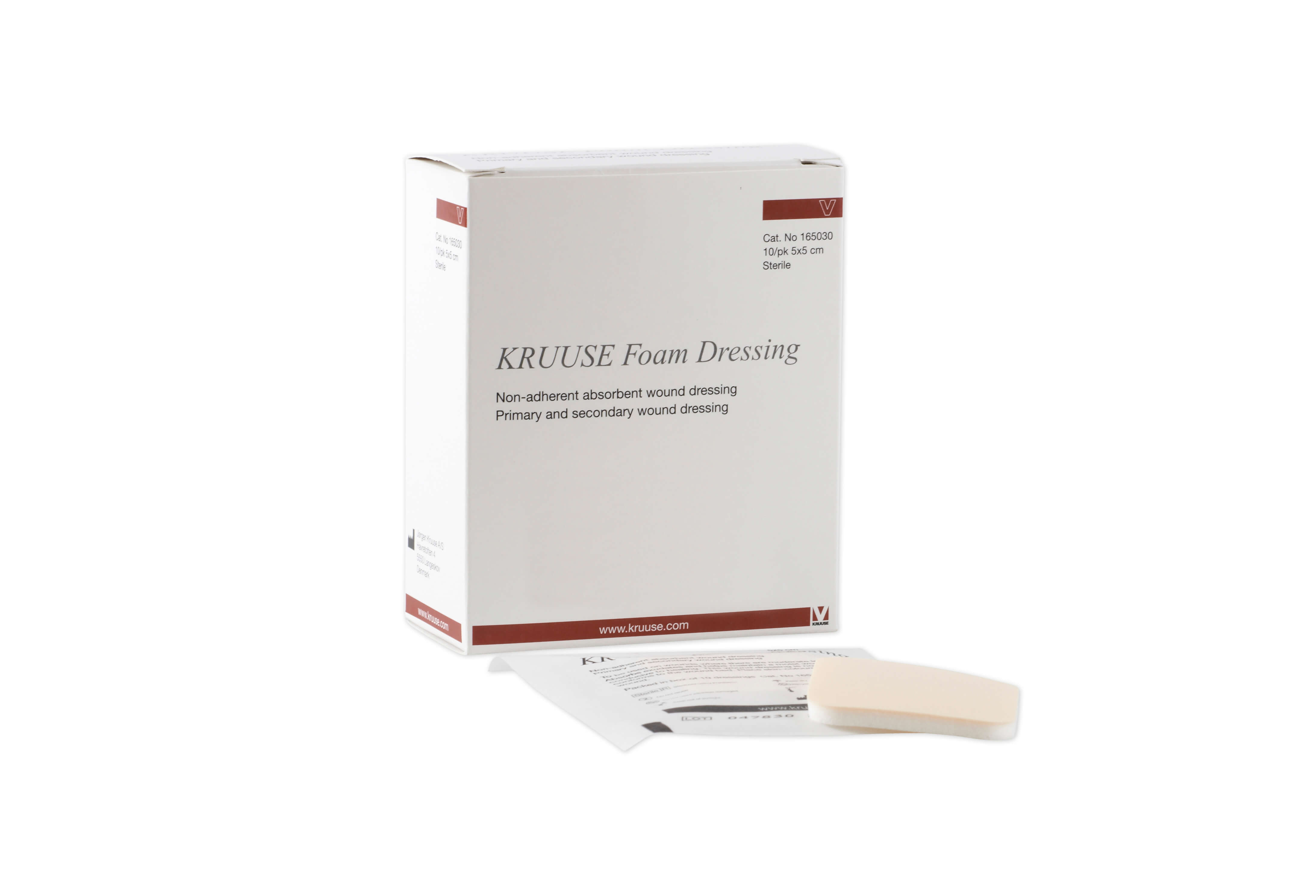 Kruuse Foam Dressing