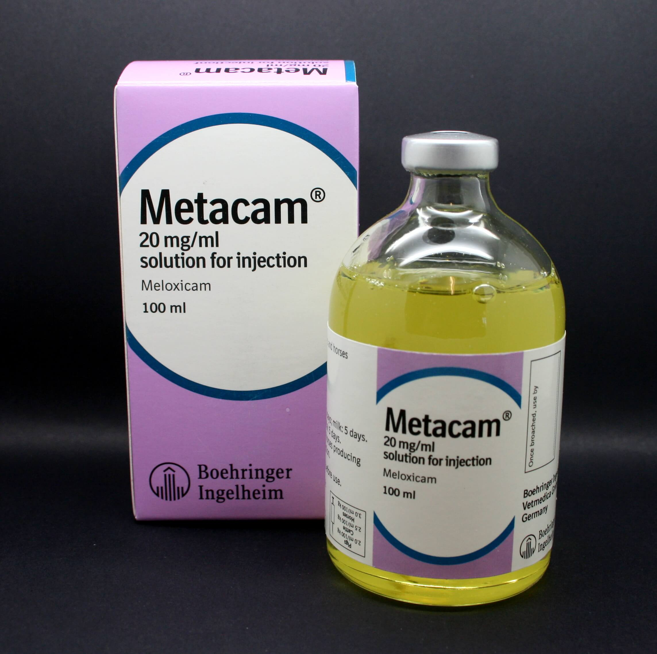Metacam 20mg/ml Solution
