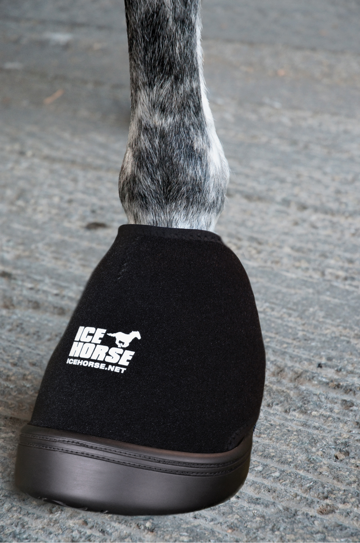 IceHorse Big Black Boot