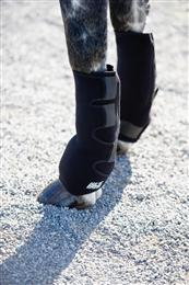 <p>Suspensory Wrap provides coverage from just below the knee along the entire cannon, pastern and fetlock areas and rest on the coronary band covering the entire length of the suspensory ligament. Wrap fits both front and hind legs and is great for treating Suspensory Ligament injury and Deep Digital Flexor Tendon problems. </p>