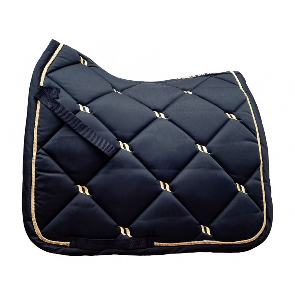 Back on Track Nights Collection Dressage Saddle Pad