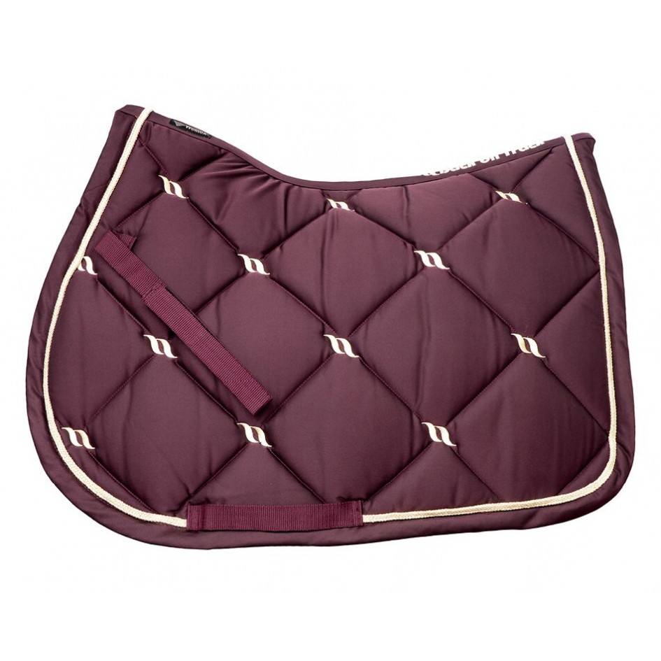 Back on Track Nights Collection Jumping Saddle Pad