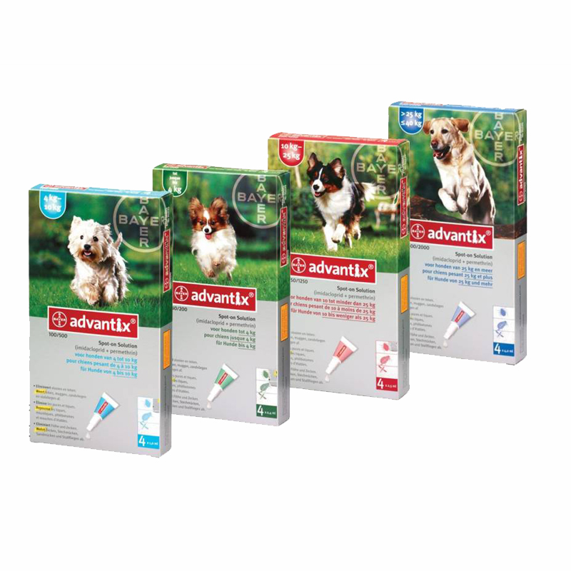 Advantix Spot-on Solution for Dogs