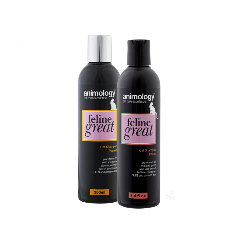Animology Feline Great Shampoo 250ml