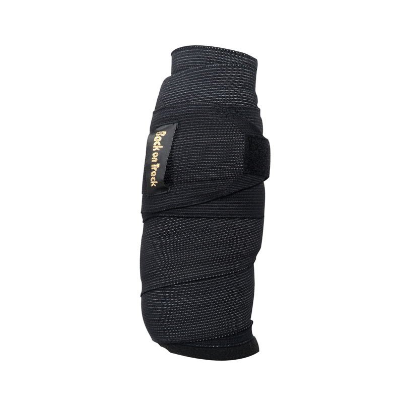 Back on Track Combi Bandages Pair - Black