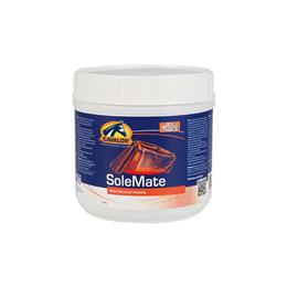 <p>Cavalor SoleMate is a hoof packing, that once applied to the sole, remains in place for several days without needing to be bandaged on. It's ideal for thin-soled horses or those who are prone to bruising or who are sensitive after trimming. Cavalor SoleMate takes the lead in providing the perfect care for hoof and sole soreness without having to wrap </p>