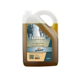 <p>Palatable cold compressed linseed oil. </p> <p>Great for the coat and skin. </p> <p><br> </p>