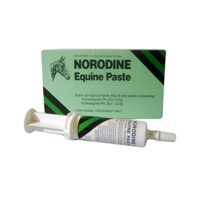 Norodine Equine Oral Paste
