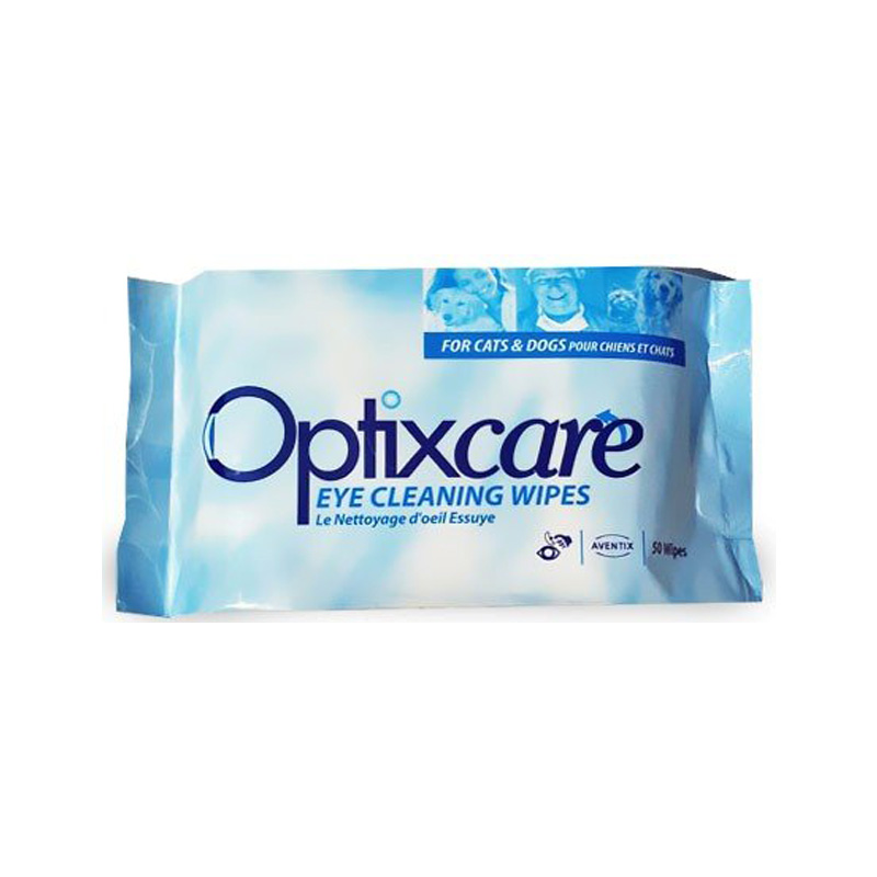 Optixcare Eye Wipes