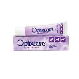 Optixcare is a lubricating eye gel with Hyaluron.