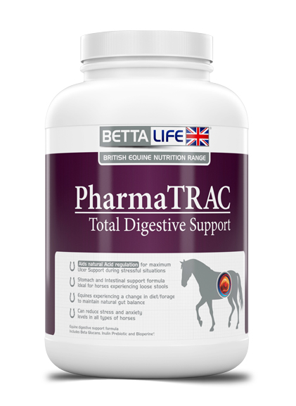 BettaLife ParhmaTRAC Total Digestive Support