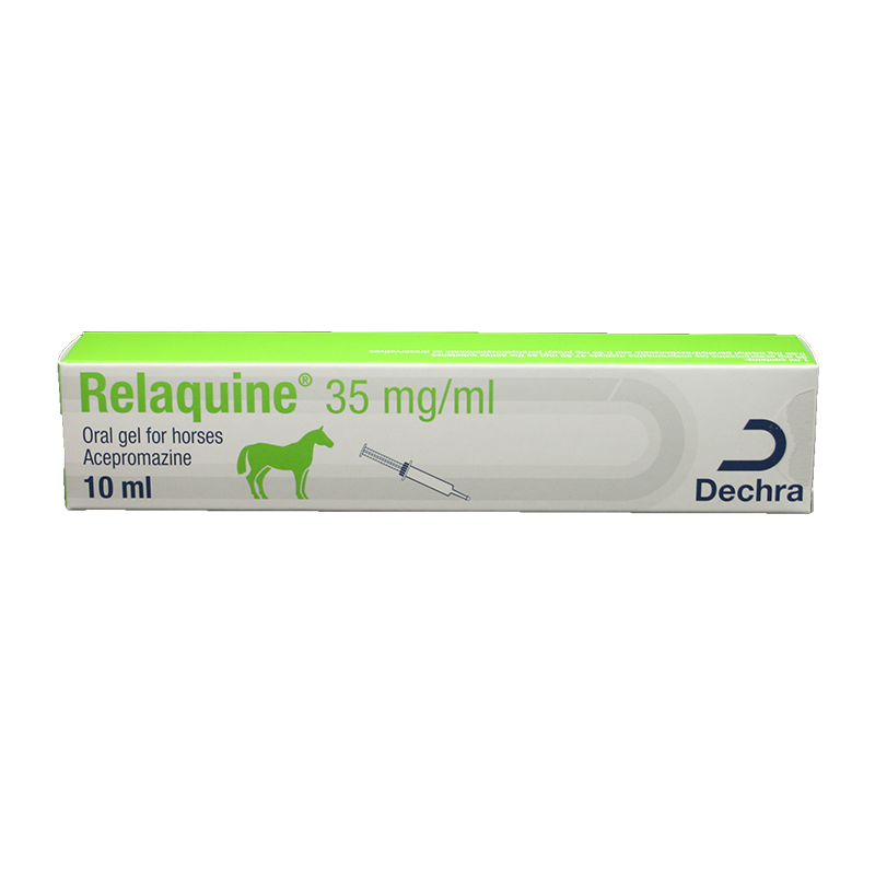 Relaquine 35 mg/ml Oral Gel for Horses 10ml