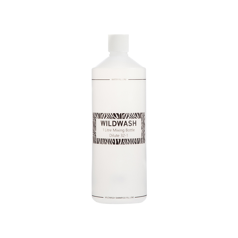 WildWash 1 Litre Mixing Bottle