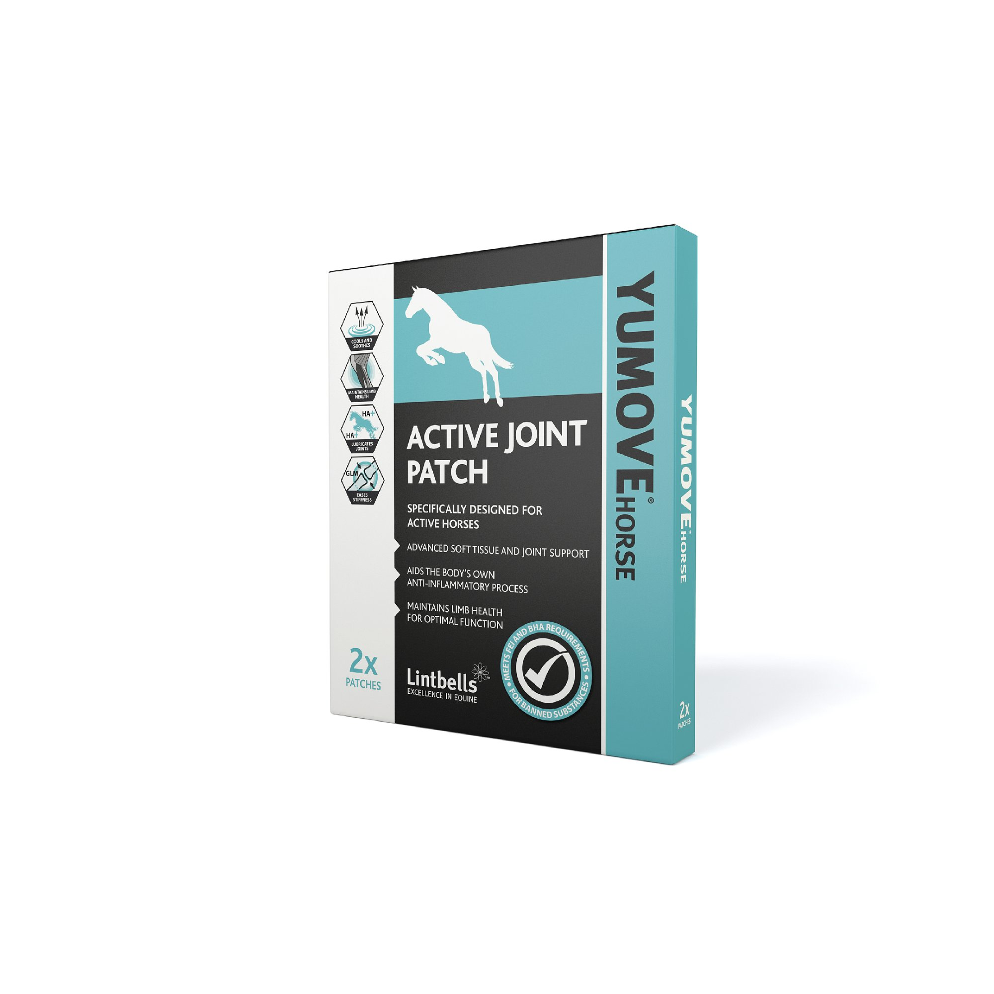 YuMove Active Joint Patch for Horses