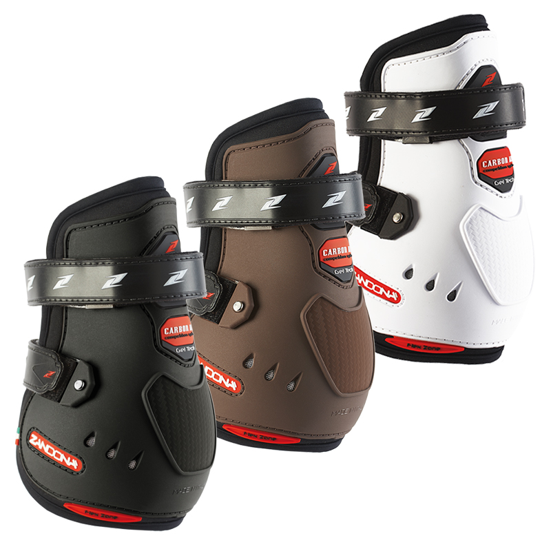 Zandona Carbon Air Feel+ Competition Fetlock Boots