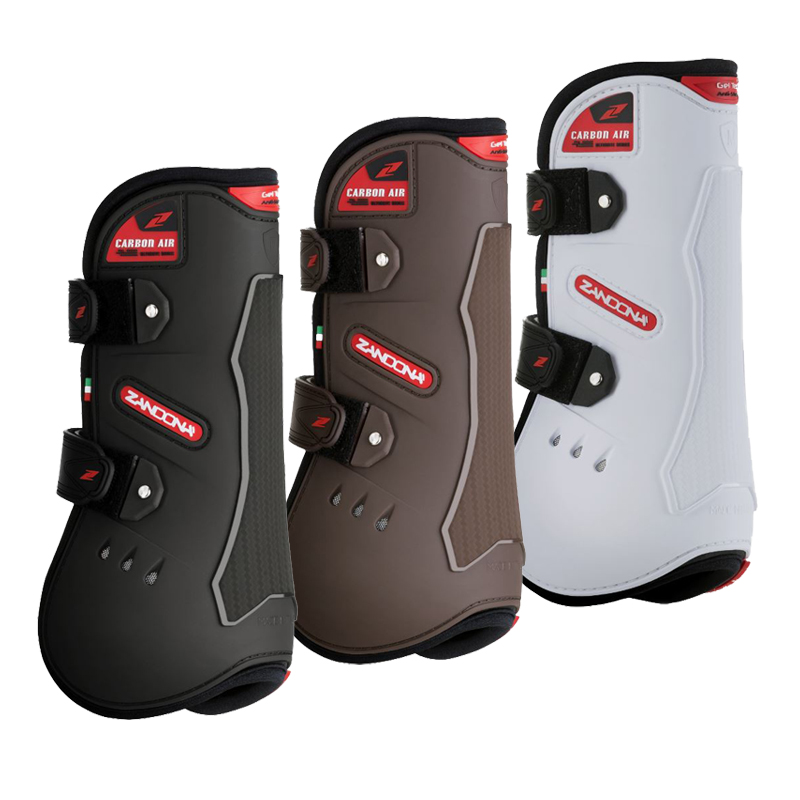Zandona Carbon Air Velcro Tendon Boots