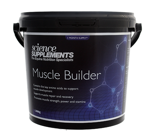 Science Supplements Muscle Builder 1.89kg