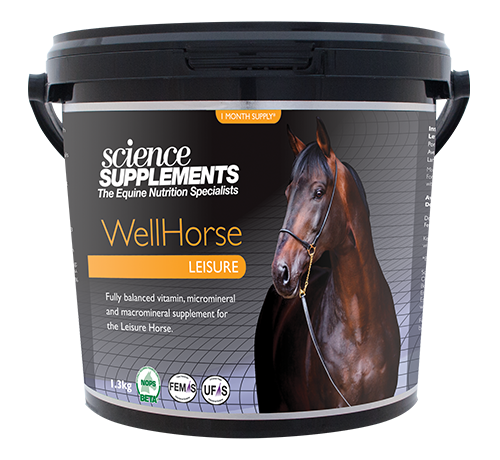 Science Supplements WellHorse Leisure 1.3kg