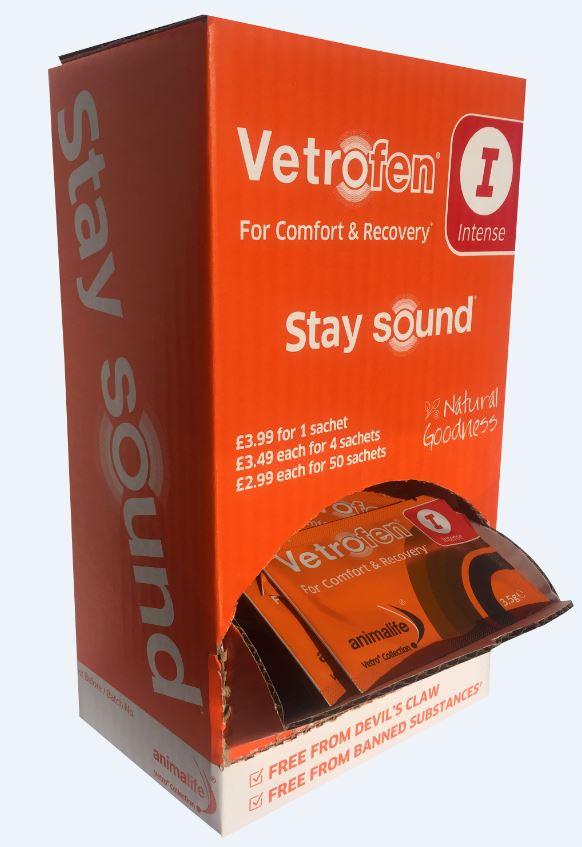 Vetrofen Intense Sachets 3.5g
