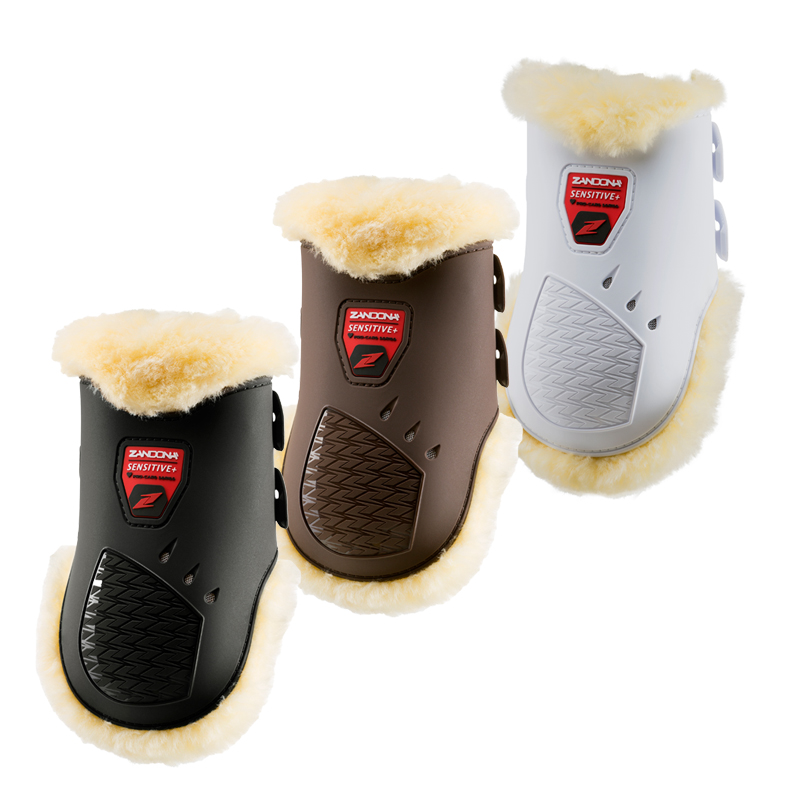 Zandona Carbon Air Sensitive Fetlock Boots