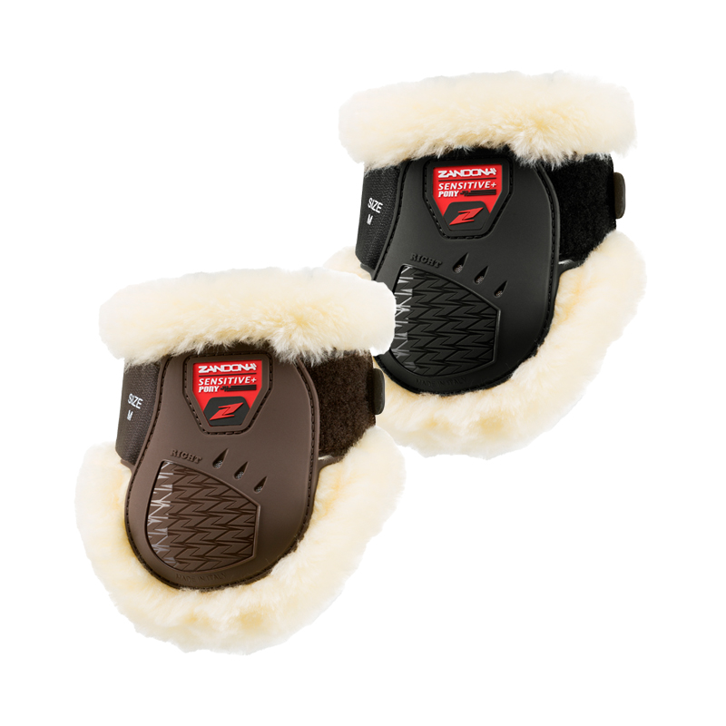 Zandona Carbon Air Sensitive Pony Fetlock Boots
