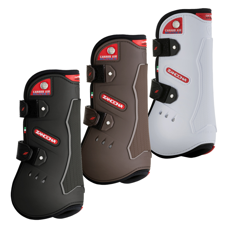 Zandona Carbon Air BALANCE Velcro Tendon Boots