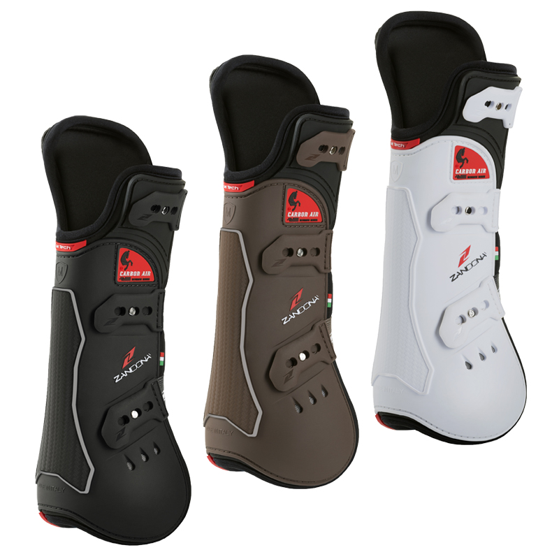 Zandona Carbon Air EP Tendon Boots