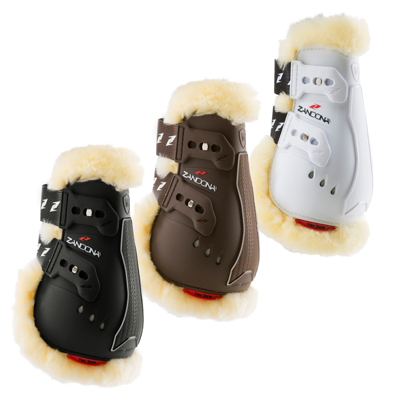 Zandona Carbon Air Sensitive Active Fit Fetlock Boots