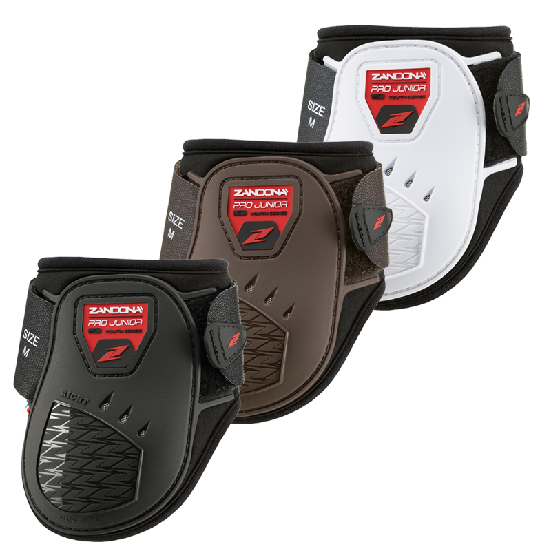 Zandona Pro Junior Air Fetlock Boots