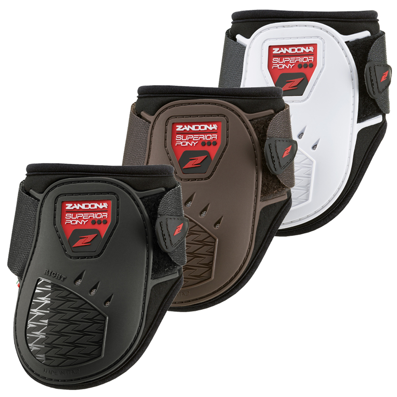 Zandona Superior Air Pony Fetlock Boots