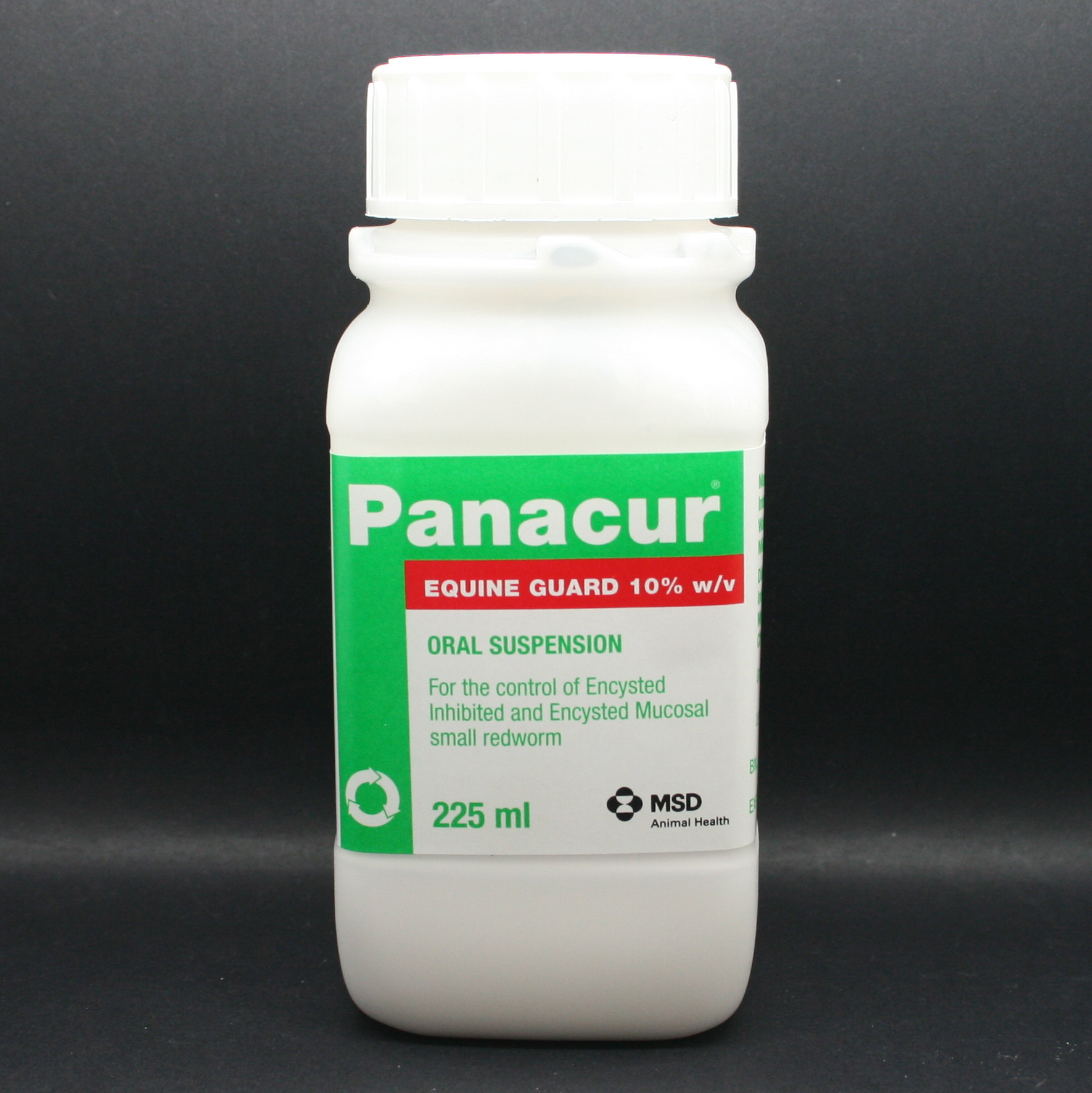 Panacur Equine Guard 10% Suspension 225ml