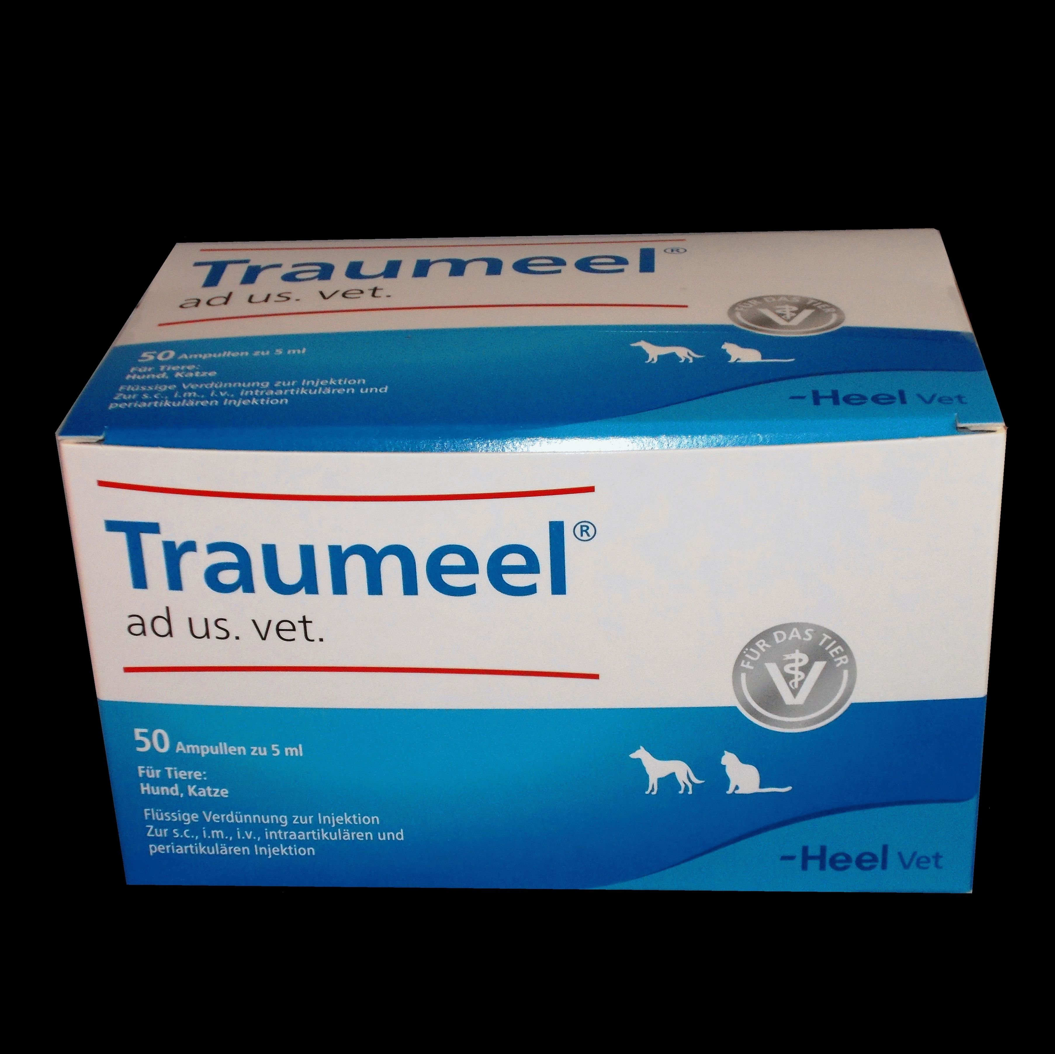 Traumeel 5ml Ampoules