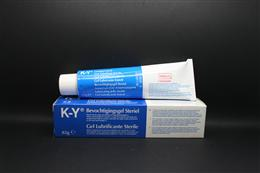 <p>K-Y Sterile Lubricating Jelly can be used as a non-spermicidal lubricant during reproductive management of mares. </p>