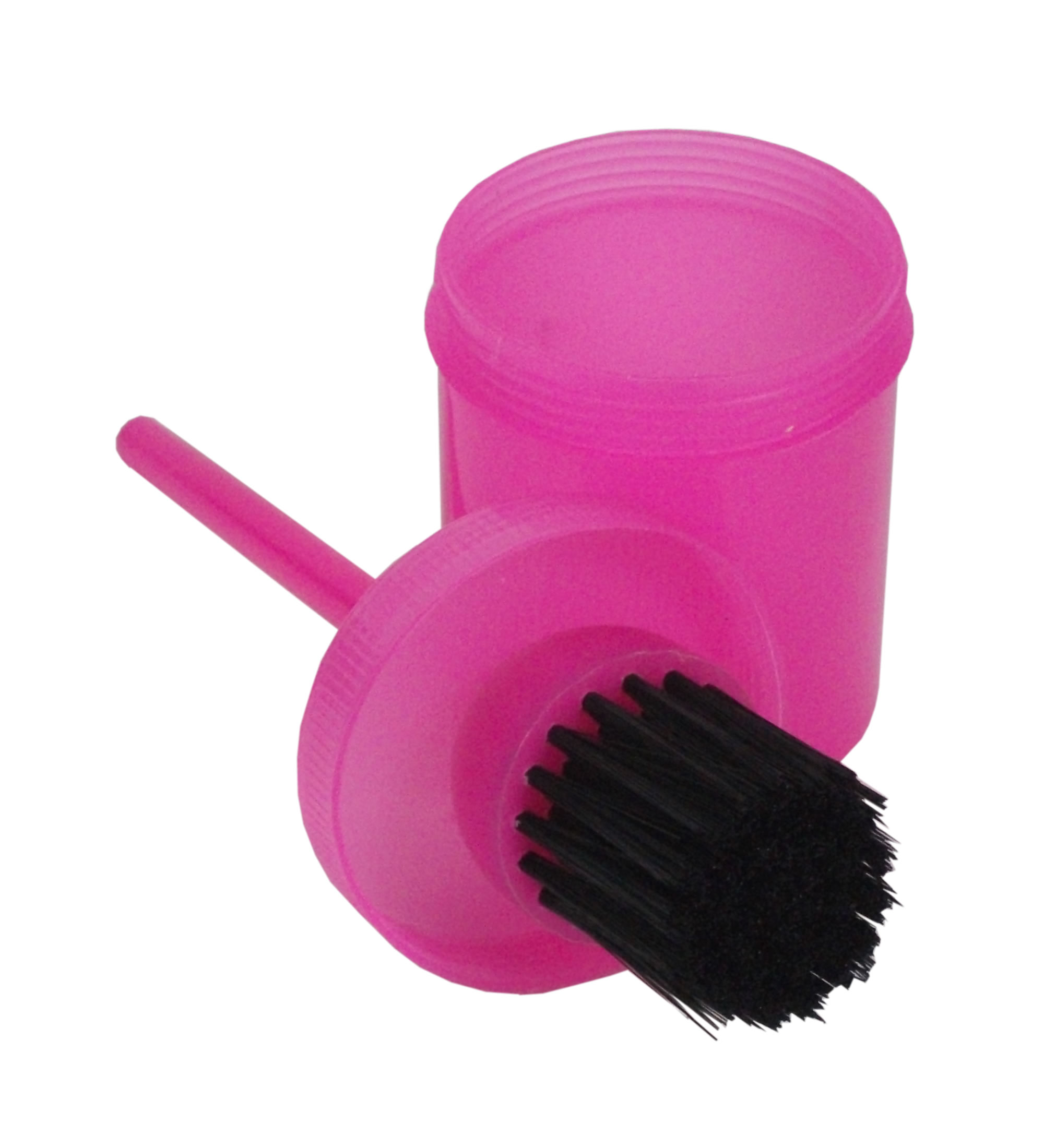 Hoof Oil Brush with Container