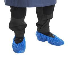 Disposable Overboots are ideal to keep smart shoes clean. They're also useful in isolation situations, helping to prevent spread of infection when dealing with horses who have (or are suspected to have) an infectious disease eg Strangles or Salmonella.