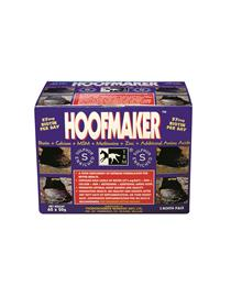 Hoofmaker provides nutrients that a required to protect and nourish every layer of the hoof horn tp help aid growth, repair and maintenance.