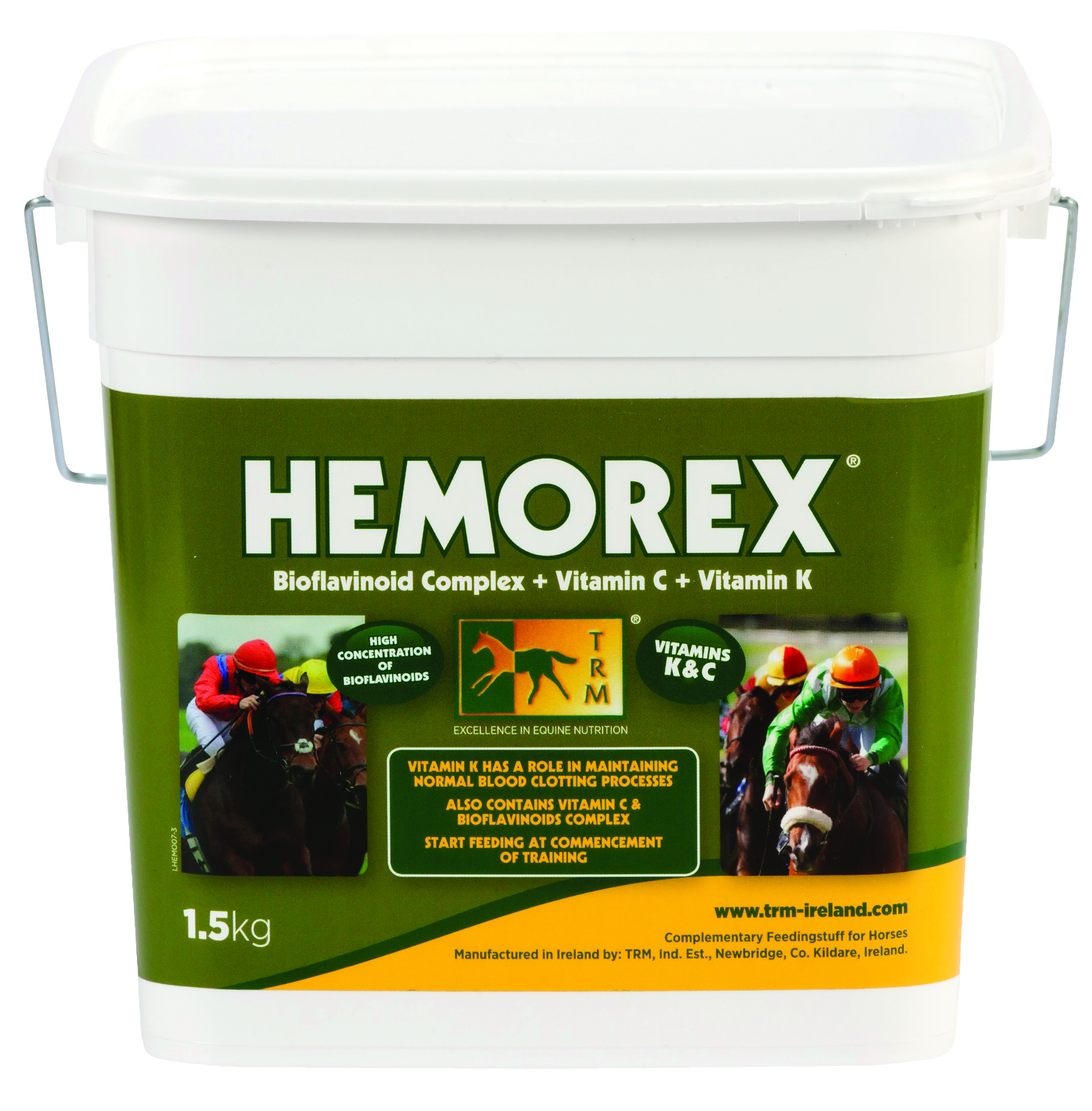 TRM Hemorex Powder