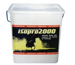 <p>Isopro is a scientifically formulated electrolyte supplement designed for daily use in performance horses. </p> <p><br> </p> <p><em><strong>Please note that the transit time on this product is up to 2 weeks</strong></em> </p>