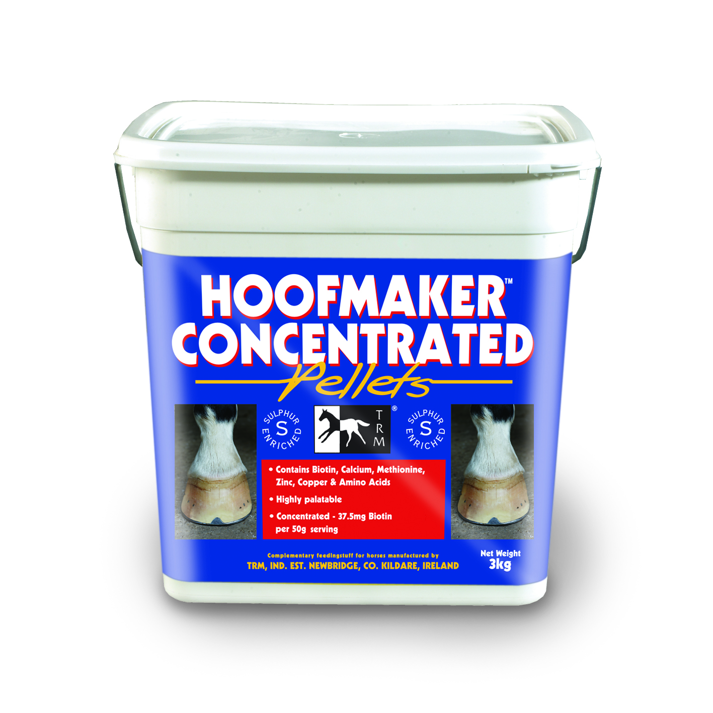 TRM Hoofmaker Concentrated Pellets