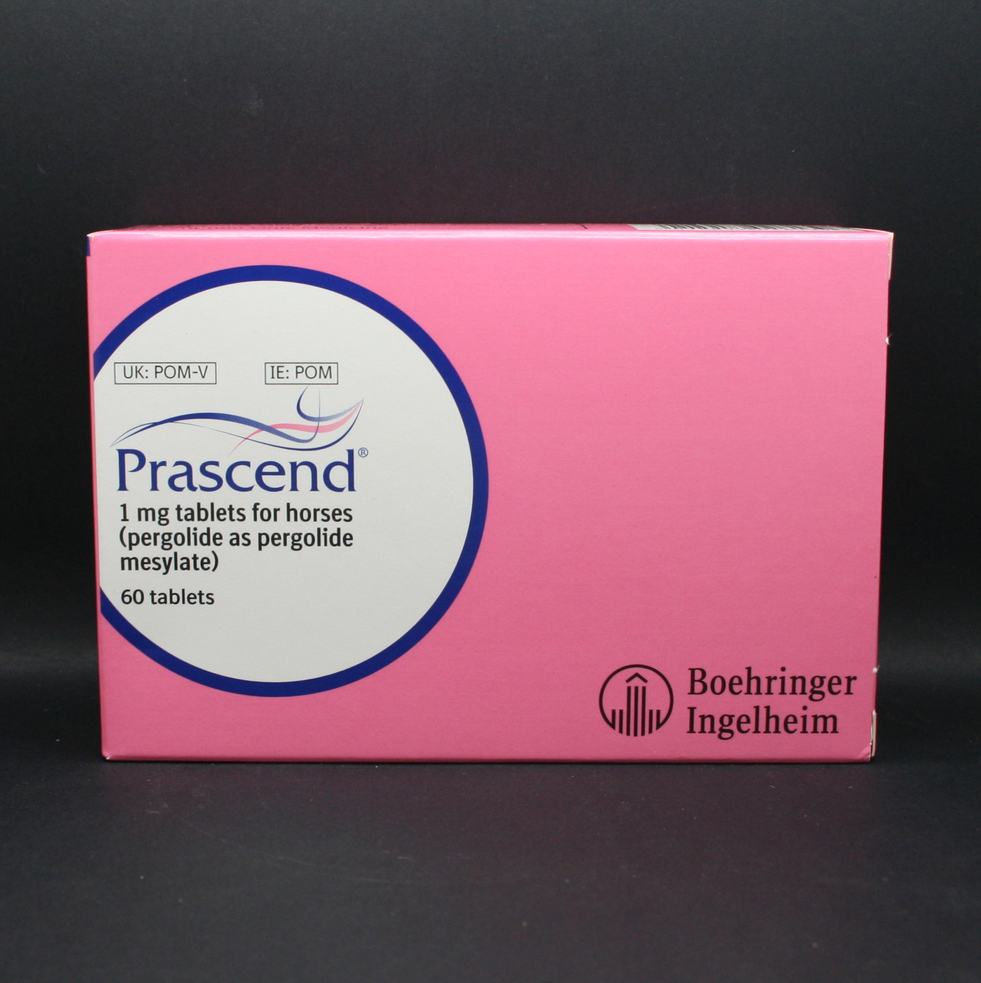 Prascend 1mg Tablets