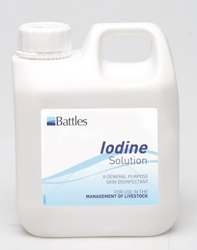 Iodine Solution 1 litre