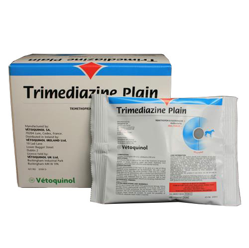 Trimediazine Plain Oral Powder