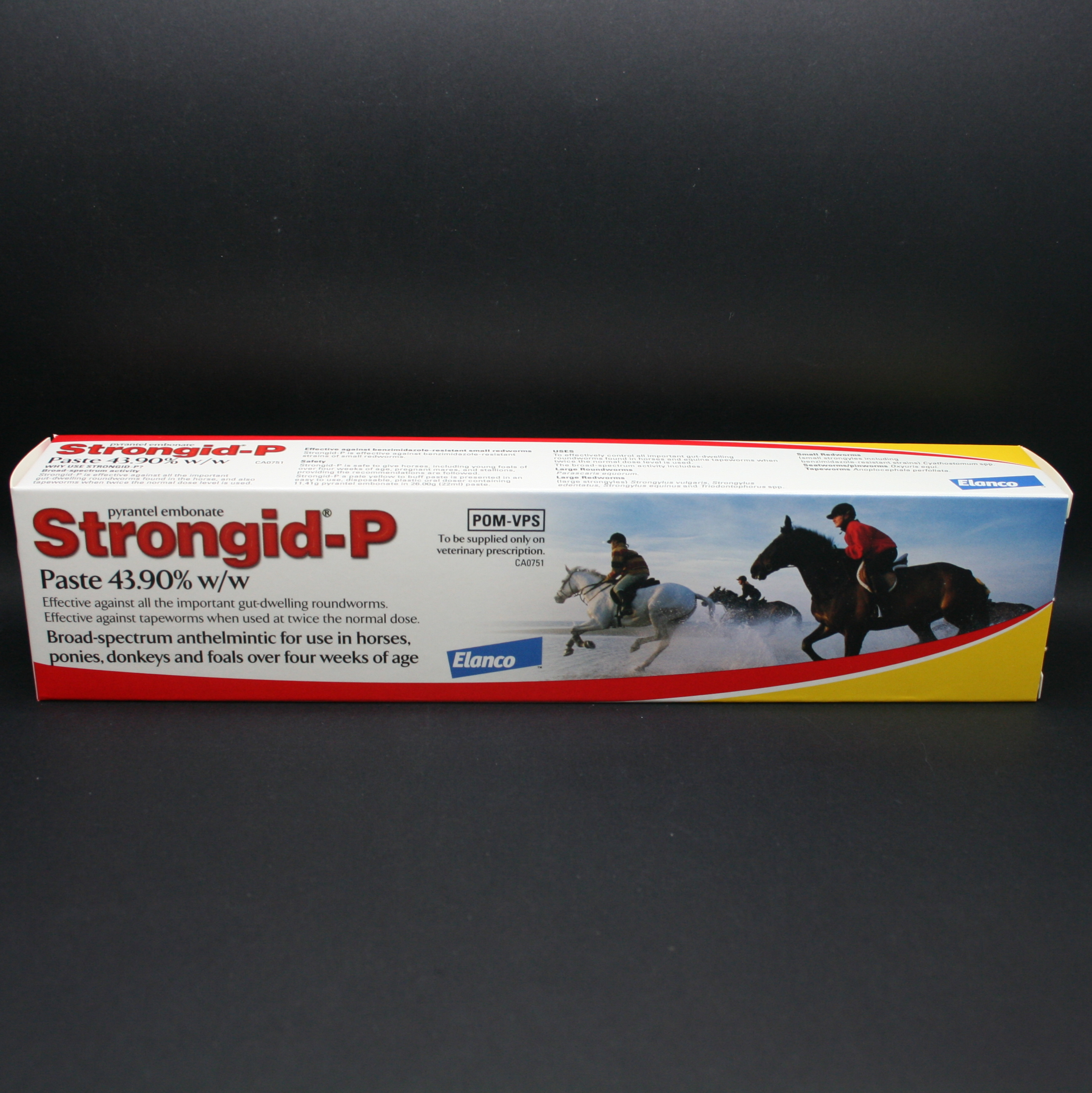 Strongid-P Wormer Paste