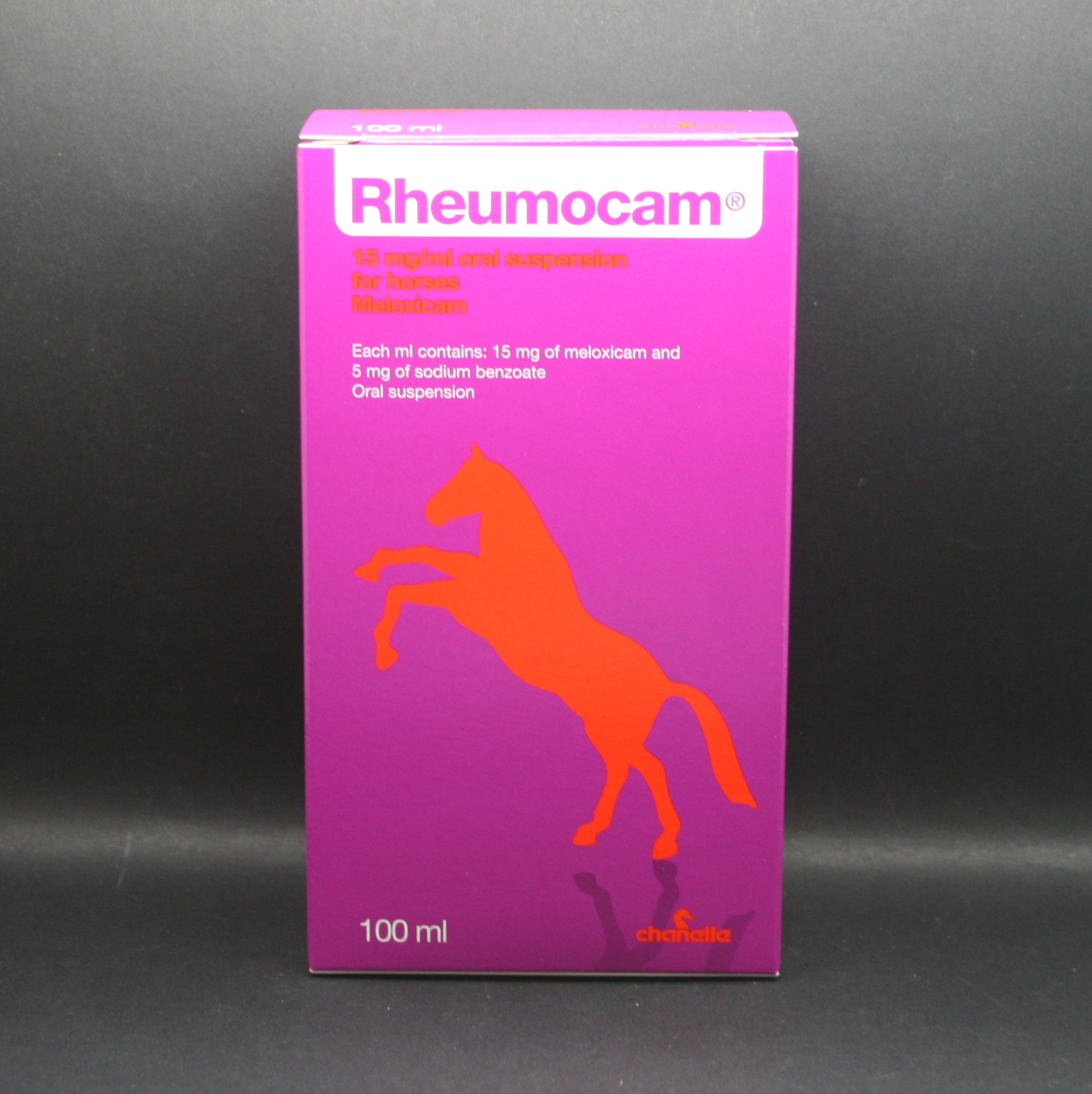 Rheumocam 15mg/ml Oral Suspension for Horses