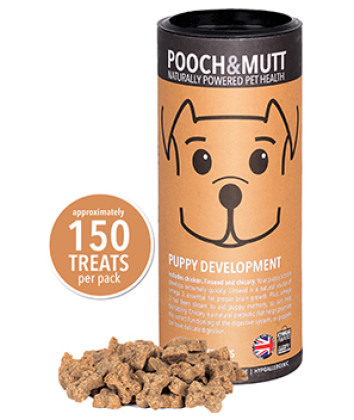 Pooch & Mutt Puppy Development Treats 125g