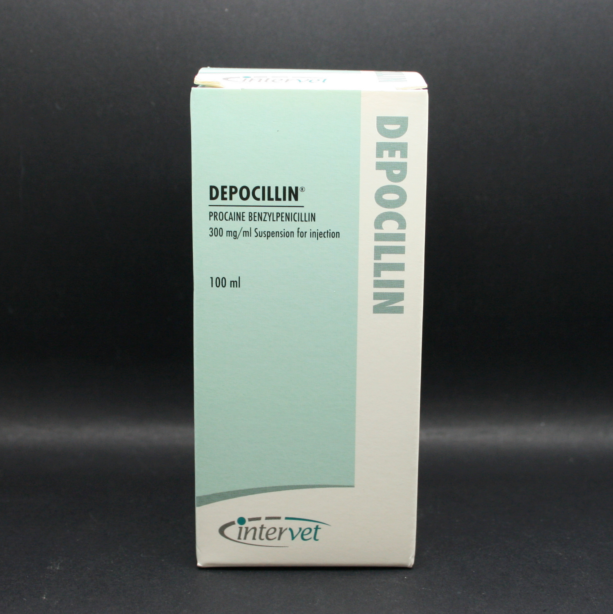 Depocillin 300mg/ml Suspension. 100ml