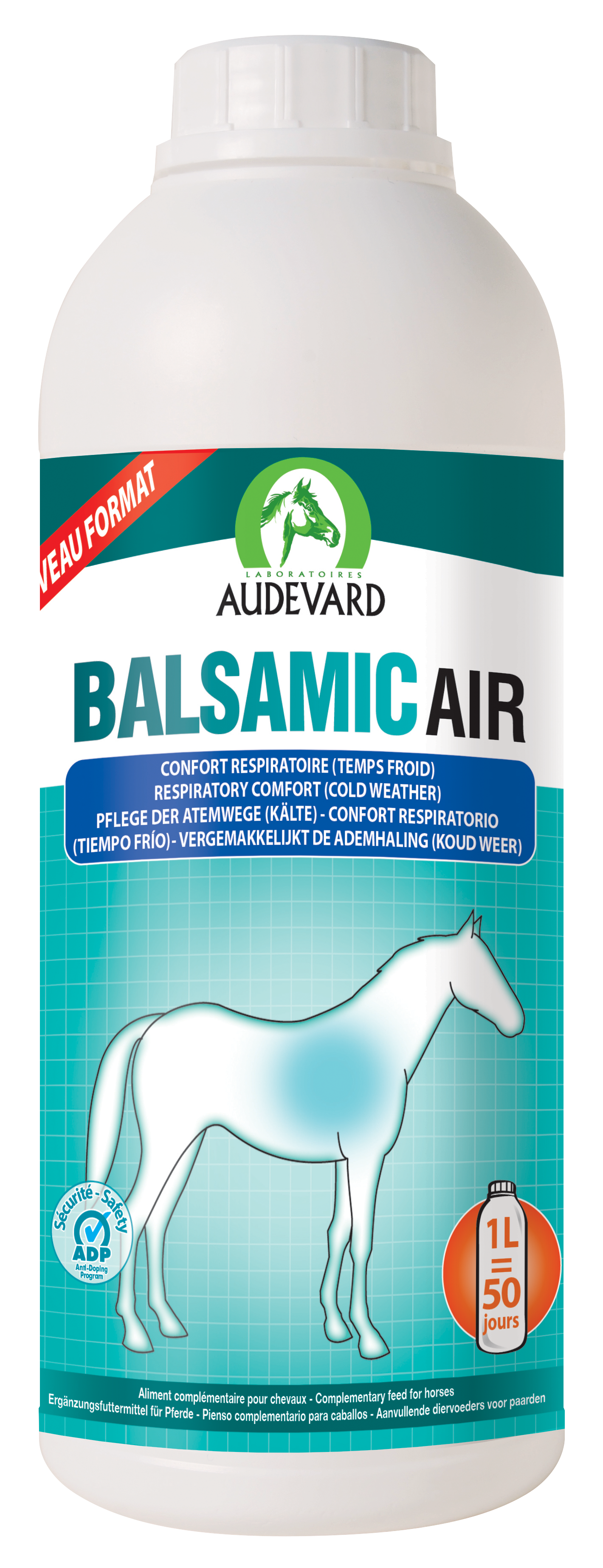 Audevard Balsamic Air 500ml